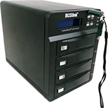Buslink CipherShield 4-Bay RAID USB 3.0/eSATA FIPS 140-2 HIPAA 256-bit AES Hardware Encrypted External Desktop Hard Drive (64TB)