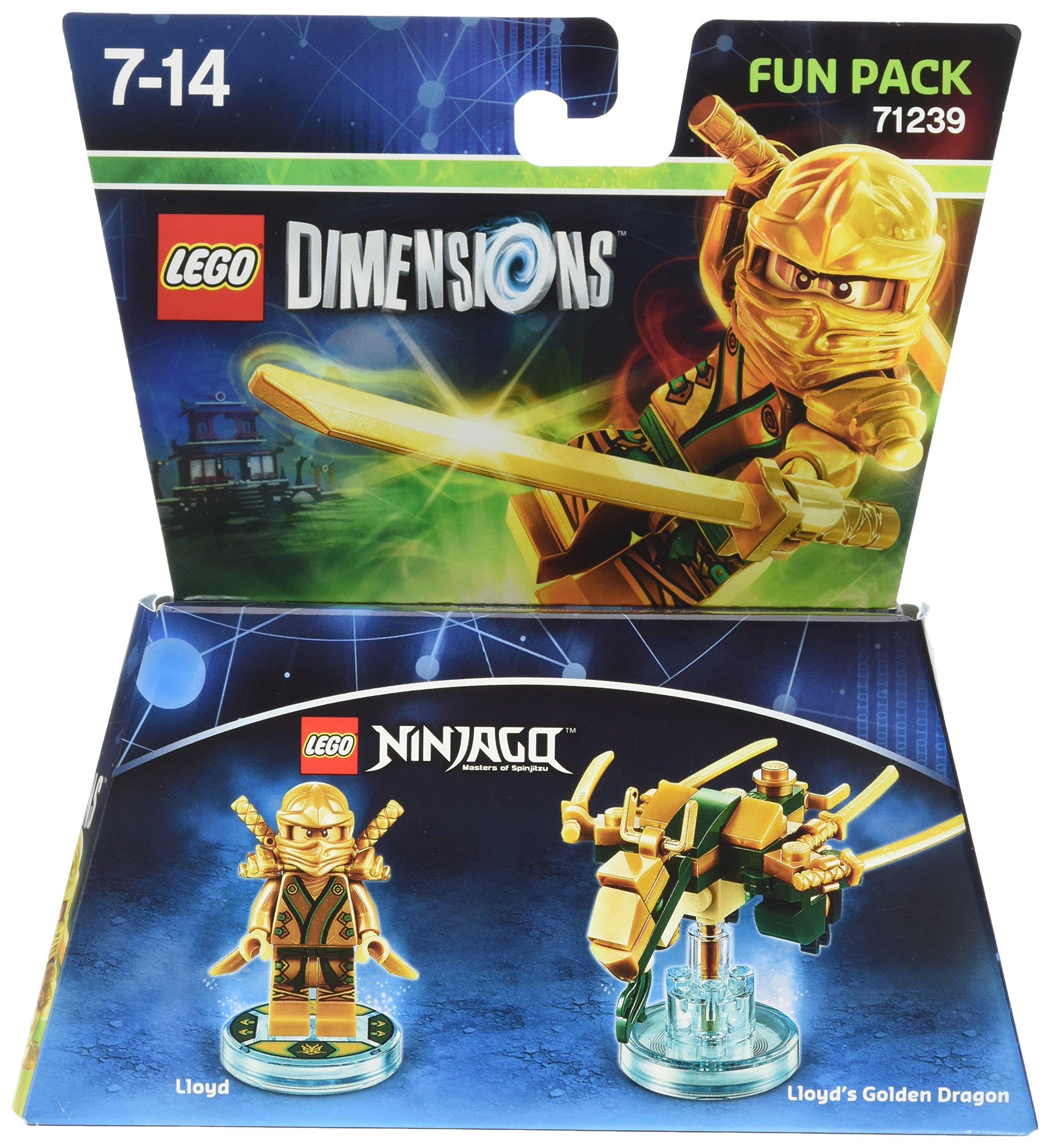 Warner Bros Interactive Spain Lego Dimensions - Ninjago Lloyd: Amazon.es: Videojuegos