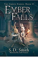 Ember Falls (The Green Ember Series Book 2) Kindle Edition
