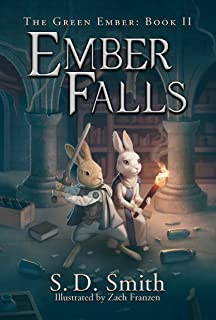 Ember Falls (The Green Ember Series Book 2) (English Edition)