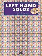 Left-Hand Solos, Bk 2: Left Hand Alone