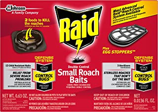 Best raid roach bait with egg stoppers Reviews