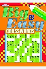 Big & Easy Crosswords Puzzle Book-Volume 31 Paperback