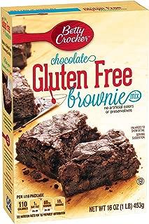 betty crocker dark chocolate brownie mix
