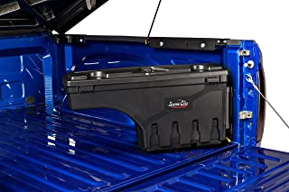 UnderCover SwingCase Truck Bed Storage Box | SC100D | fits 2007-2018 & 2019 Chevrolet Silverado/GMC Sierra 1500-3500 Driver Side