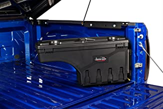 UnderCover SwingCase Truck Bed Storage Box | SC400D | fits 2007-2019 Toyota Tundra Driver Side