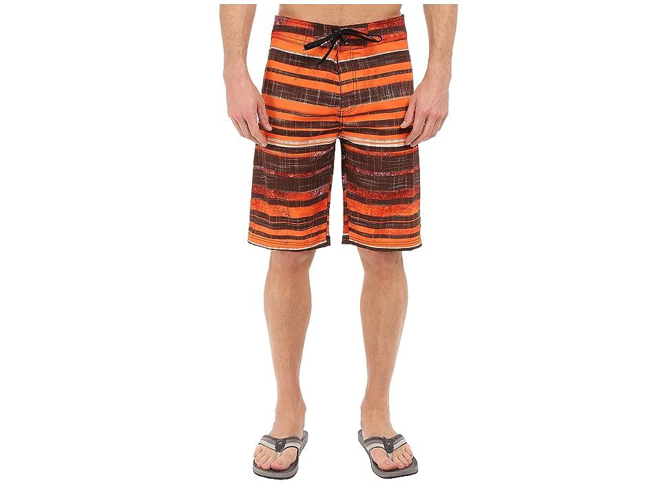 Prana Sediment Short (Cayenne) Men