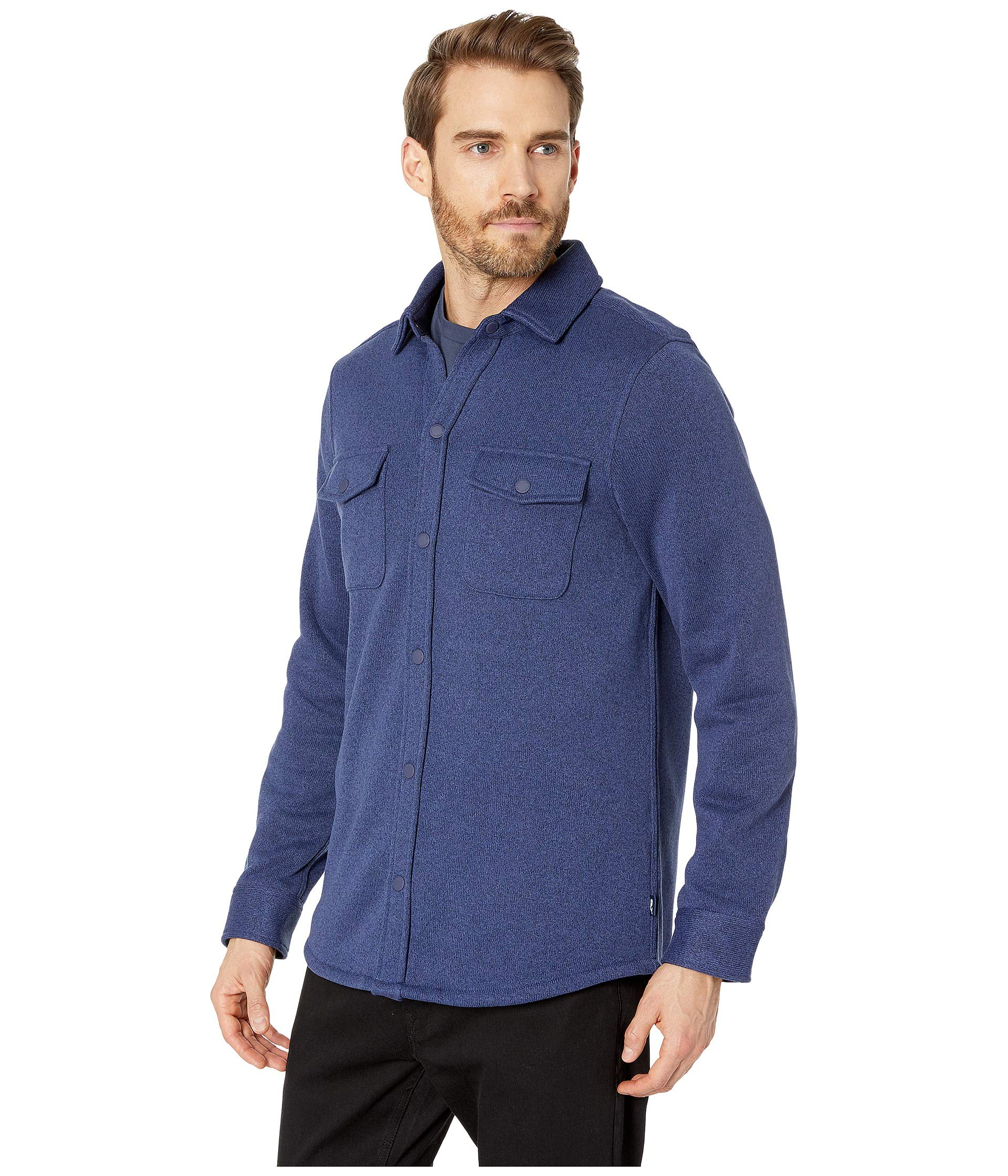 Bay Jacket Vines Vineyard Knit Deep Shirt q4wOX6