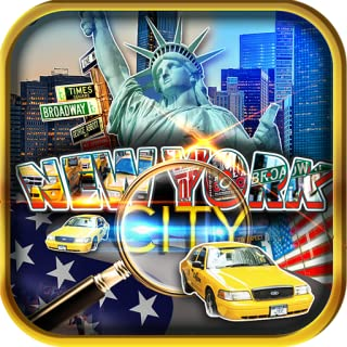 Hidden Object New York City - Spy Objects, Seek & Find Puzzle Photo Pic Adventure Time & Spot the Difference Game