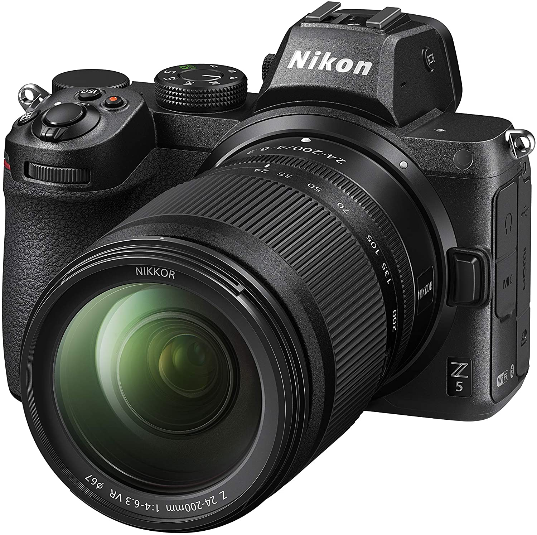 Nikon Z 5 Camera Mirrorless Camera