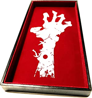 Hand of The Zombie D&D Dice Tray for Tabletop Roleplaying Games, RPGs Like Dungeons & Dragons (DND)