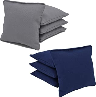 Free Donkey Sports ACA Regulation Cornhole Bags. Set of 8. Corn-Filled. 25 Colors to Choose from