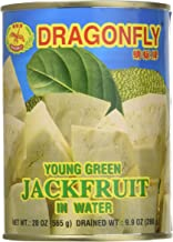 Young Green Jackfruit In Brine - 20 Ounce (Pack of 6)