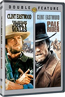 Outlaw Josey Wales, The/Pale Rider 2pk