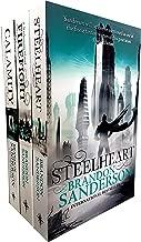 Brandon sanderson reckoners series 3 books collection set