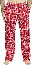 Coca-Cola Men's Cotton Lounge Pajama Bottoms Sleep Pants