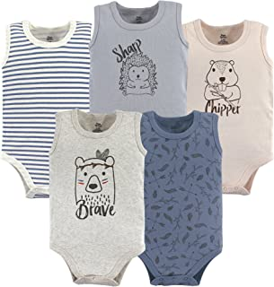 Yoga Sprout Baby Cotton Bodysuits