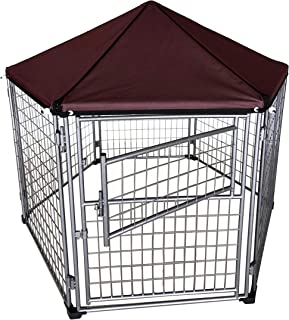 Best large outdoor dog kennel with roof Reviews
