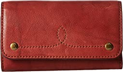 Frye - Campus Rivet Phone Wallet Crossbody