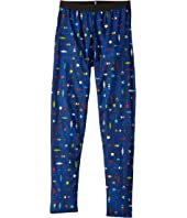 Hot Chillys Kids Pepper Skins Print Bottom (Little Kids/Big Kids)