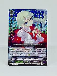Cardfight!! Vanguard TCG - Nightmare Doll, Alice (BT03/003EN) - Demonic Lord Invasion