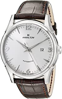 Hamilton Men's H38715581 Timeless Class Silver Dial Watch