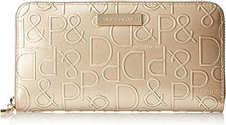 [ピンキーアンドダイアン] 財布 【ドルチェ】 エナメル ロゴ型押し