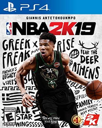 NBA 2K19 - PlayStation 4