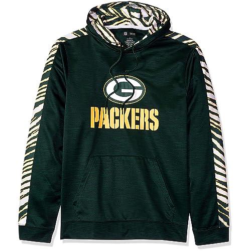 super popular 86b40 c27d7 Men's Green Bay Packers Sweatshirt: Amazon.com