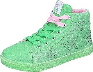LULU' Trainers Baby-Girls Green