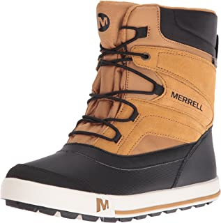 merrell snow bank 2.0 wtrpf waterproof snow boot