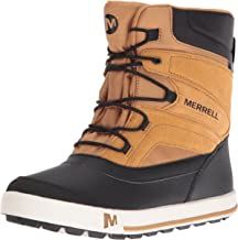Merrell Ml-Snow Bank 2.0 Waterproof, Botas Unisex Niños