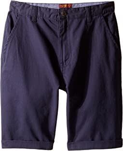7 For All Mankind Kids - Classic Shorts (Big Kids)