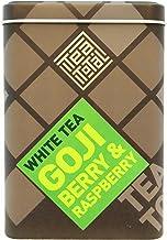 Tea Total / ティートータル ホワイトティー ゴジベリー & ラズベリー 60g 缶