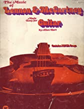 The Music of Lennon & Mccartney Made Easy for Guitar