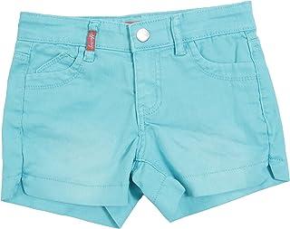 Fashion2Love SHORTS ガールズ カラー: ブルー