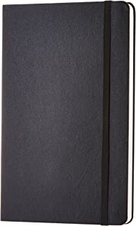 AmazonBasics Classic Lined Notebook - Ruled