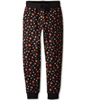 Dolce & Gabbana Kids - Back to School Floral Sweatpants (Big Kids)