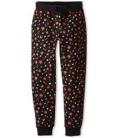 Dolce & Gabbana Kids - Back to School Floral Sweatpants (Big Kids)