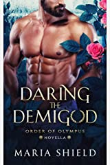 Daring The Demigod (Order Of Olympus) Kindle Edition