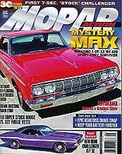 MOPAR Action Magazine August 2018