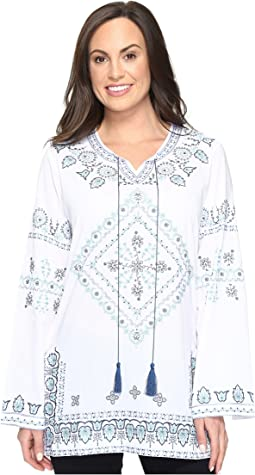 Tasha Polizzi - Cowgirl Blues Shirt