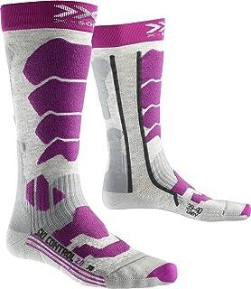 X-Socks, Ski Control 2.0 Lady Calcetines, Mujer