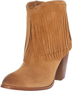 FRYE Women's Ilana Fringe Short Western Boot