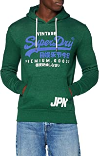 Superdry VL Duo Hood Br Pull-Over Homme