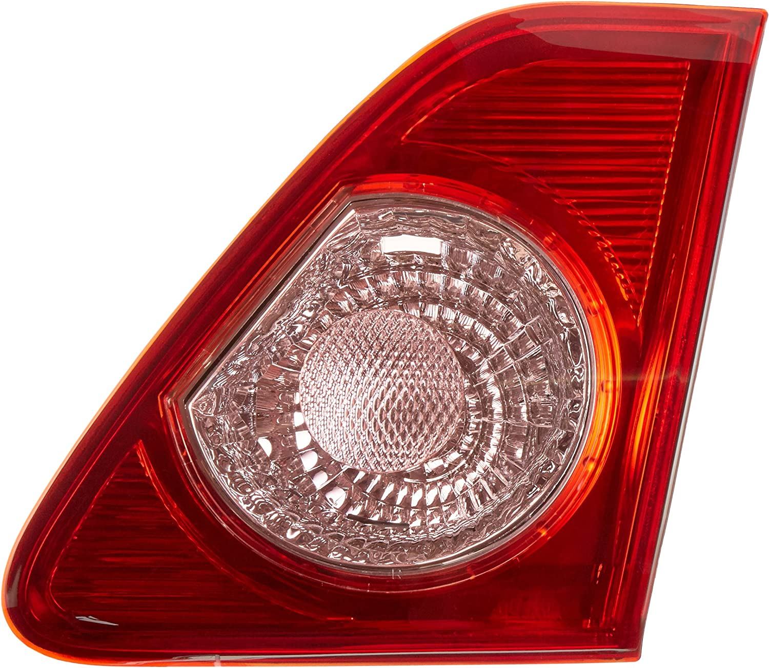 Great interest DEPO 212-1329R-AS Replacement Max 56% OFF Passenger Assembly Tail Light Side