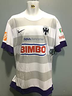 Club Monterrey Rayados white-purple seleccion mexicana regios