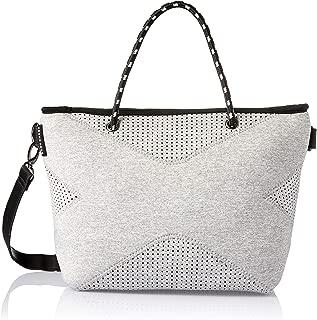 Prene BIG-XS-GRE Midsize handbag/shoulder bag,  Grey Marle