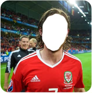 Football Player Face Changer-Replace Your Face With Your Favourite Football Player