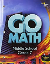 Student Interactive Worktext Grade 7 2014 (Go Math!)